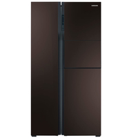 Samsung 590 Liters Side by Side Fridge SXS RS554NRUA9M/AE