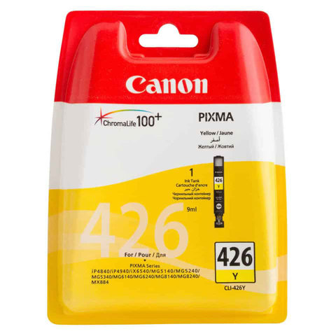 Canon-Cartridge-CLI-426-Yellow