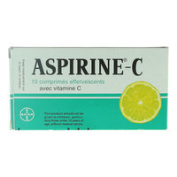 Bayer Aspirin-C 10Pieces