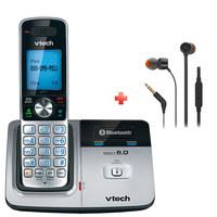 Vtech Cordless Phone DS6311 Silver + JBL Headset T110