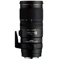 Sigma Lens 70-200MM F/2,8 DG OS HSM For Canon