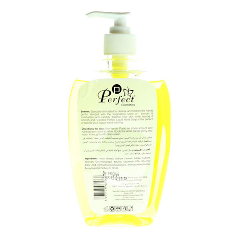 Perfect-Liquid-Lemon-Hand-Soap-500ml