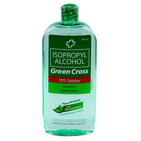 Green Cross Isopropyl Alcohol 70% with Moisturizer 500ml