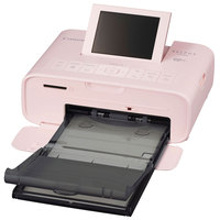 Canon Photo Printer Selphy CP1300 Pink
