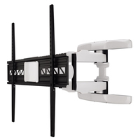 Hama Fullmotion Tv Wall Bracket 5 Stars 229 Cm (90) Black/White