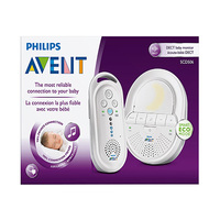 Philips Avent Digital Audio Safety Baby Monitor-Smart Eco