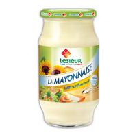 Lesieur Mayonnaise with Sunflower Oil 475g