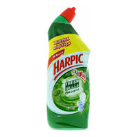 Harpic Fresh Pine Toilet Cleaner 1 Liter