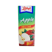 Libby''s Apple Nectar Juice 200ML