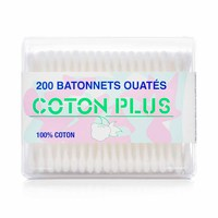 Cotton Plus Ear Buds 200Pieces