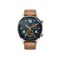 Huawei GT SmartWatch Saddle Brown