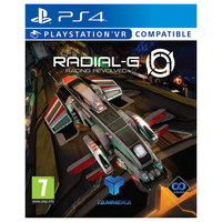 Sony PS4 Radial-G