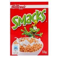 Kellogg's Blended Wheat With Sugar And Glucose Syrup 24g