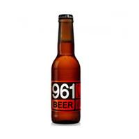 961 Beer Red Ale 33CL