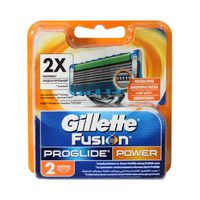 Gillette Fusion ProGlide Power Blades Refill Pack Of 2