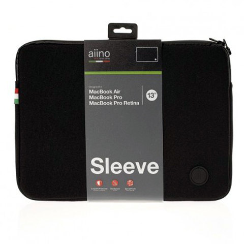 "Aiino-MacBook-Sleeve-Antishock-13""""-Black"