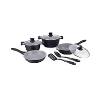 Winsor Cast Aluminum Cookware Set 9 Pieces
