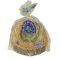 Al Arz Automatic Bakery Medium Arabic Bread 200g