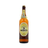 Trois Monts Grand Reserve Beer 8.5%V Alcohol 75CL