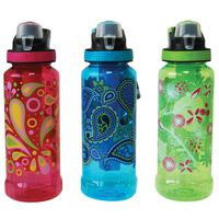 Coolgear Rigid Printed Water Bottle 1L
