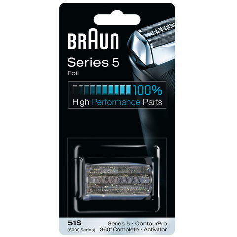Braun-Foil-+-Cutter-51SS5/WF