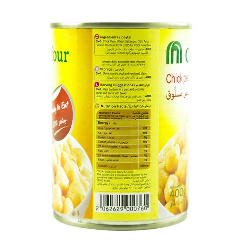 Carrefour-Chick-Peas-400g
