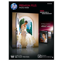 HP Photo Paper Premium Glossy 20 Sheets 13x18 cm