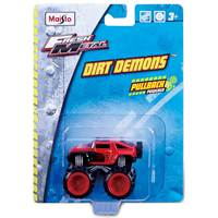 "Maisto Fm Dirt Demons 3"""