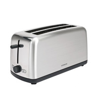 Kenwood Toaster KE TTM470 Metal Brushed