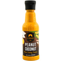 deSiam Peanut Coconut Thai Satay Sauce 250ml