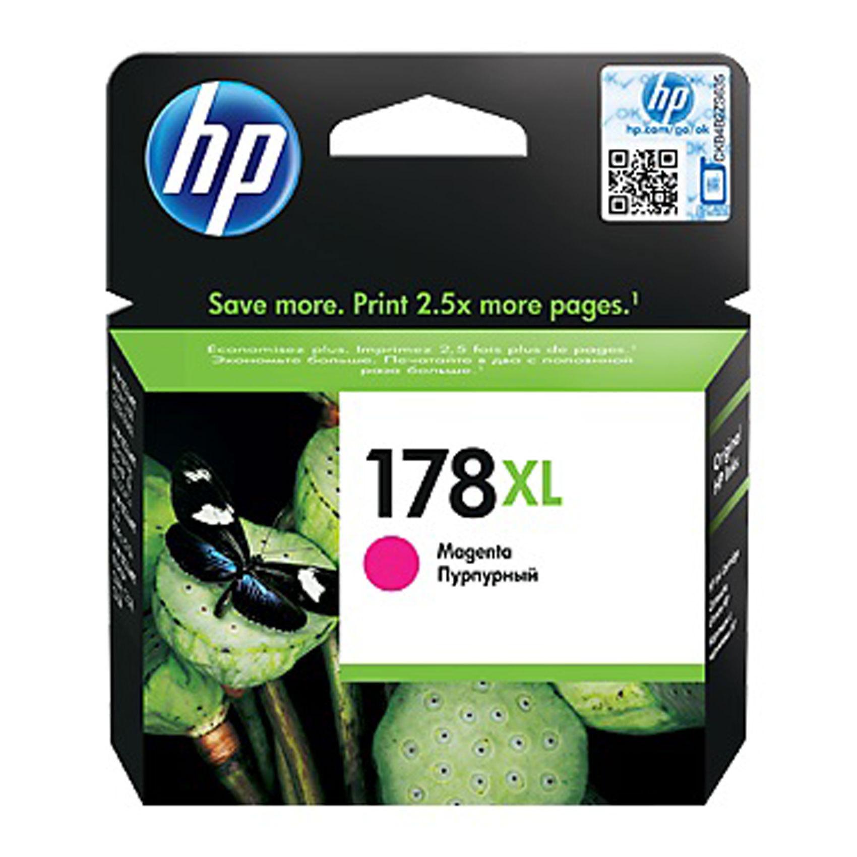 HP CART 178XL MAGENTA