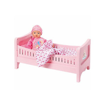 My Little Baby Born Super Soft In Bed Doll