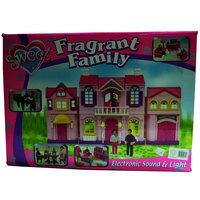 Happy Family & Light & Doll Beall,W/Box