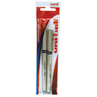 Fine Deluxe Roller Pen Bls 2Pcs