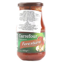 Carrefour Mushrooms Sauce 420g