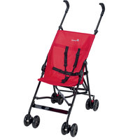 Safety 1st Peps Stroller Plain Red