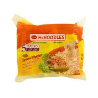 Pran Mr. Noodles Instant Noodles Special Chicken Flavor 70gx5
