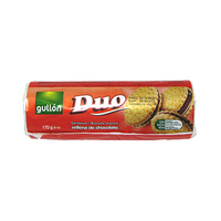 Gullon Duo Biscuits Chocolate Sandwich 170GR