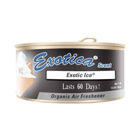Exotica Air Freshener Ice Black 3 Blocks