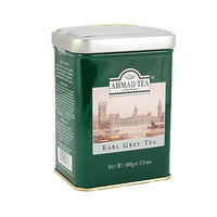 Ahmad Tea Earl Grey Tin 100GR