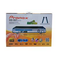 Pronex DVD Karaoke HD501 + 2 Wireless Microphones