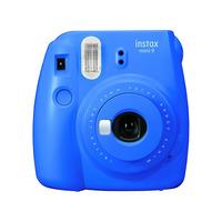 Fujifilm Instant Film Camera Instax Mini 9 Cobalt Blue