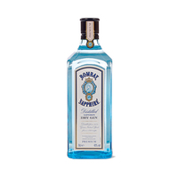 Bombay Saphire Dry Gin 40%V Alcohol + Glass Free