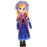 "Disney Plush - Frozen - Anna 16"""