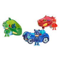 PJ Masks 3 Mobile Vehicles - Assorted