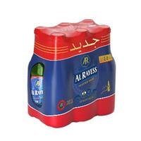 Al Rayess Beer Bottle 25CL X6