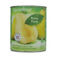 Carrefour Pears with Syrup 850ml