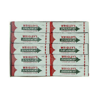 Wrigley's Spearmint Chewing Gum 260 g