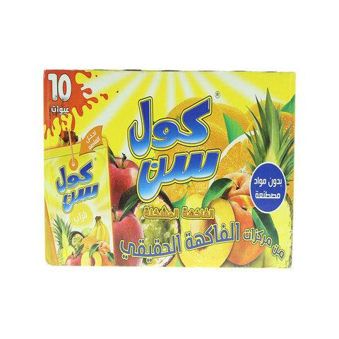 Cool-Sun-Mixed-Fruit-200mlx10
