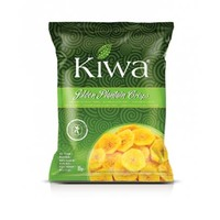 Kiwa Golden Plantain Chips 85GR